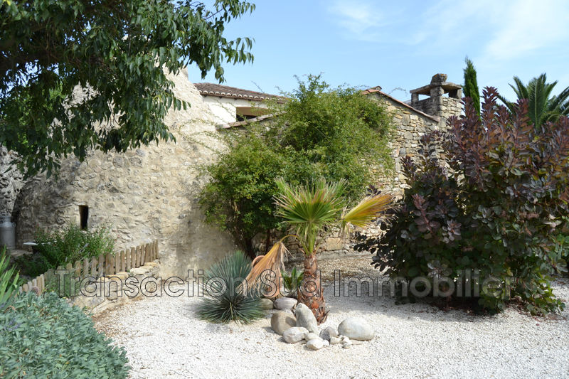 Photo House Uzès Uzes,   to buy house  3 bedroom   110 m²