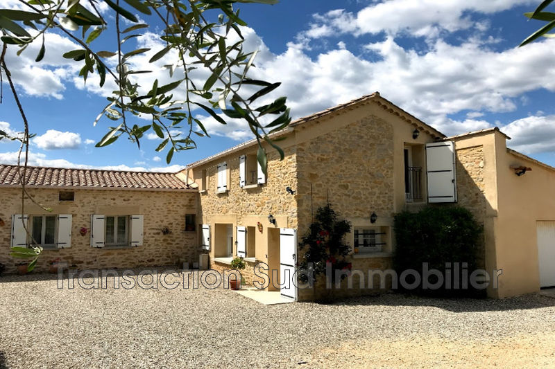 Photo Mas Saint-Ambroix Village,   to buy mas  6 bedroom   190 m²