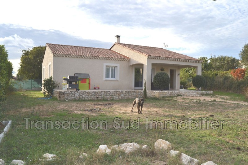 Photo Villa Argilliers Village,   achat villa  4 chambres   130m²