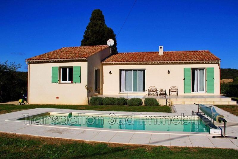 Photo Maison récente Castillon-du-Gard Village,   achat maison récente  3 chambres   103m²