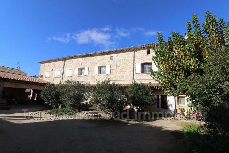 Photo Ideal investor Sanilhac-Sagriès Sud uzès,   to buy ideal investor  11 bedroom   600m²