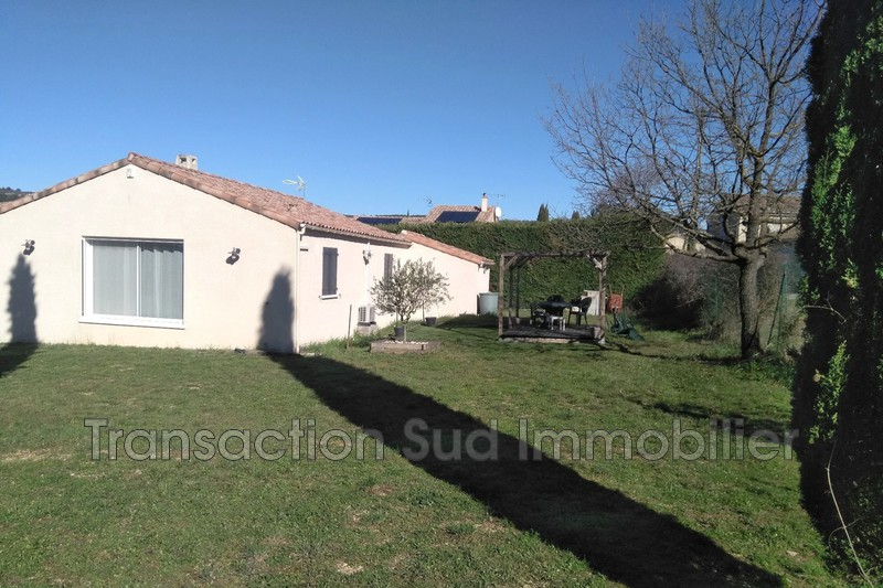 Photo Villa Uzès   to buy villa  3 bedroom   81 m²