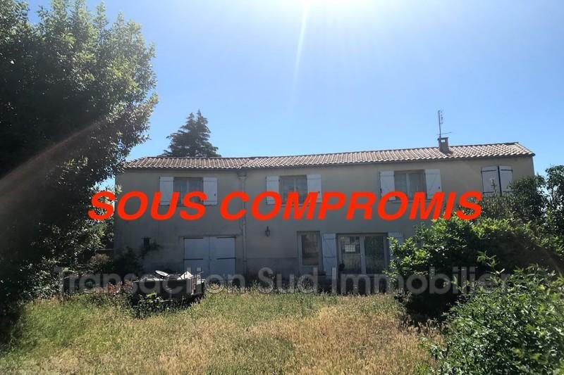 Photo Townhouse Saint-Jean-de-Védas Village,   to buy townhouse  3 bedroom   140m²