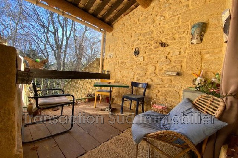 Photo Village house Uzès Village,   to buy village house  3 bedroom   145 m²