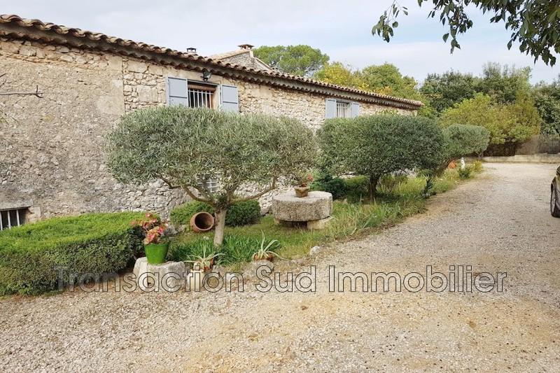 Photo Maison de caractère Alès Village,   achat maison de caractère  1 chambre   140m²