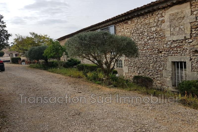 Photo Mansion Brouzet-lès-Alès Village,   to buy mansion  1 bedroom   140m²
