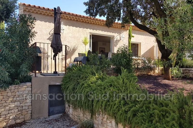 Photo Villa provençale Saint-Siffret Village,   achat villa provençale  3 chambres   128m²