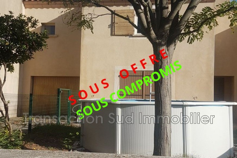 Photo House Uzès Centre-ville,   to buy house  3 bedroom   107 m²