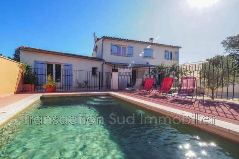 Photo House Saint-Siffret Village,   to buy house  5 bedroom   210m²