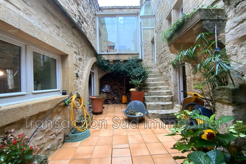 Photo Village house Uzès Village,   to buy village house  2 bedroom   147 m²