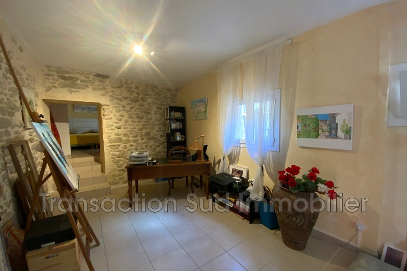 Photo n°4 - Vente maison de village Saint-Quentin-la-Poterie 30700 - 343 000 €