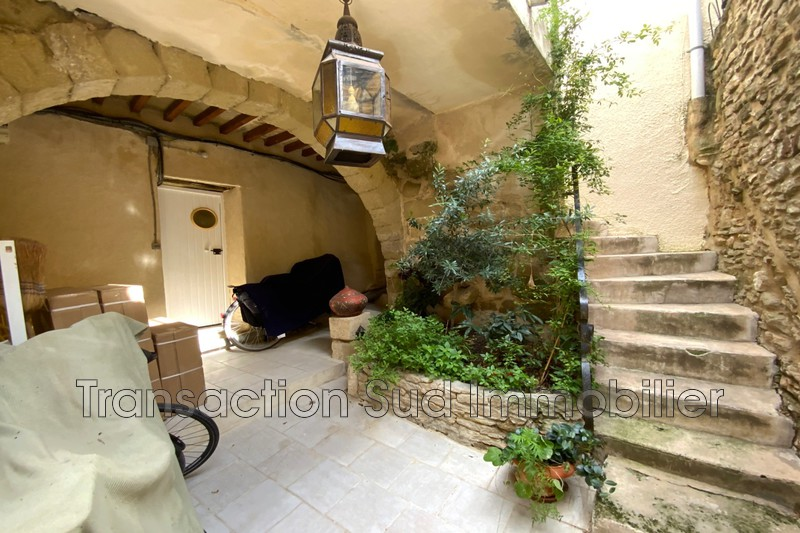 Photo n°6 - Vente maison de village Saint-Quentin-la-Poterie 30700 - 343 000 €