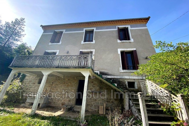 Photo House Génolhac Village,   to buy house  3 bedroom   95 m²