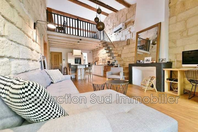 Photo Apartment Uzès Centre-ville,   to buy apartment  4 rooms   108m²