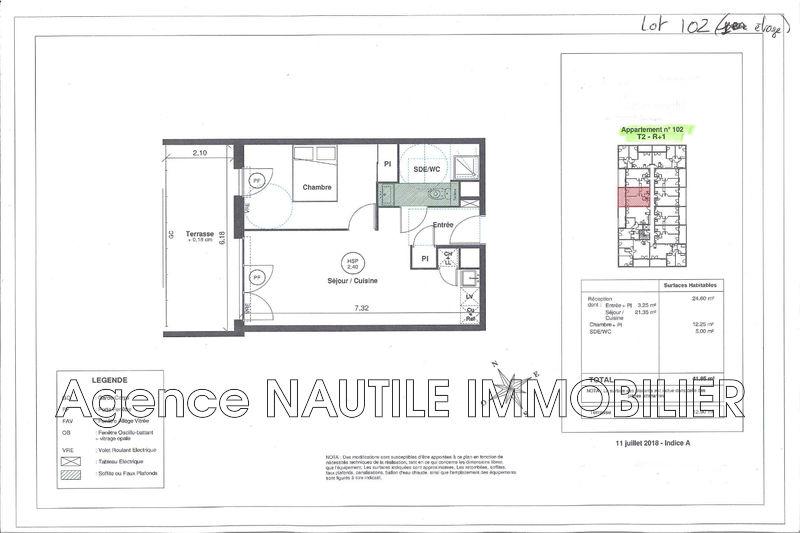 Photo n°3 - Vente appartement Le Grau-du-Roi 30240 - 197 000 €