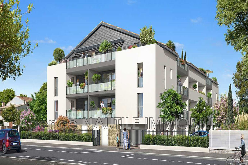 Photo n°3 - Vente appartement Le Grau-du-Roi 30240 - 261 000 €