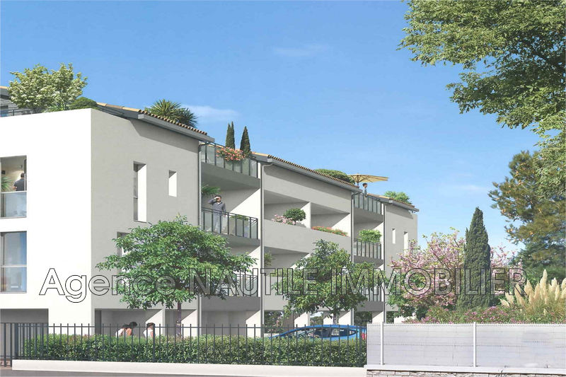Photo n°1 - Vente appartement Le Grau-du-Roi 30240 - 261 000 €