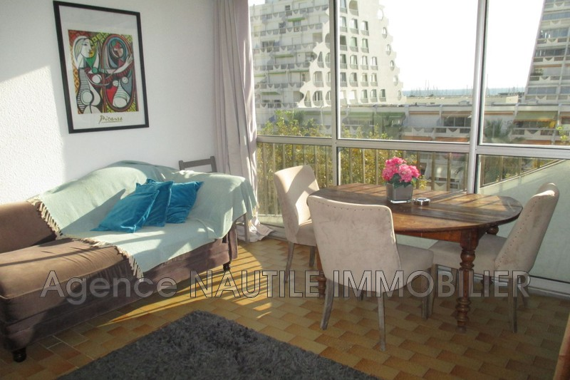 Photo n°2 - Vente appartement La Grande-Motte 34280 - 158 000 €