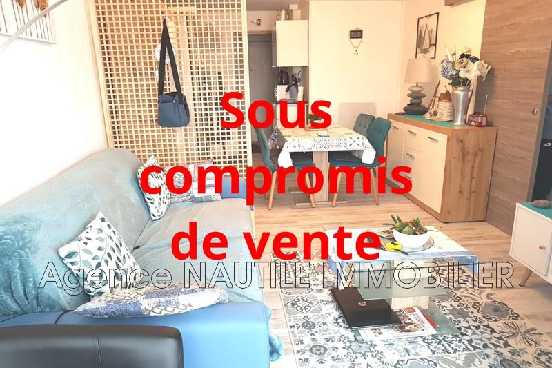 Photo Appartement La Grande-Motte Motte du couchant,   achat appartement  2 pièces   33m²