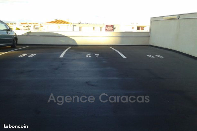 Photo n°2 - Vente Garage parking Canet-en-Roussillon 66140 - 10 000 €