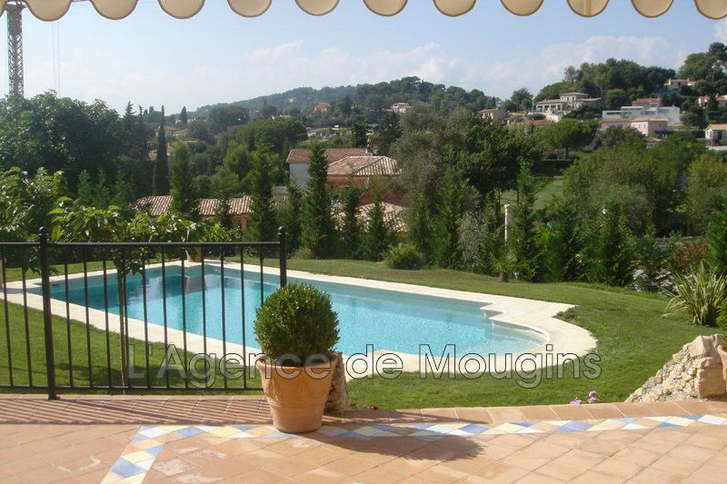 Photo n°2 - Location Maison villa Mougins 06250 - 6 500 €