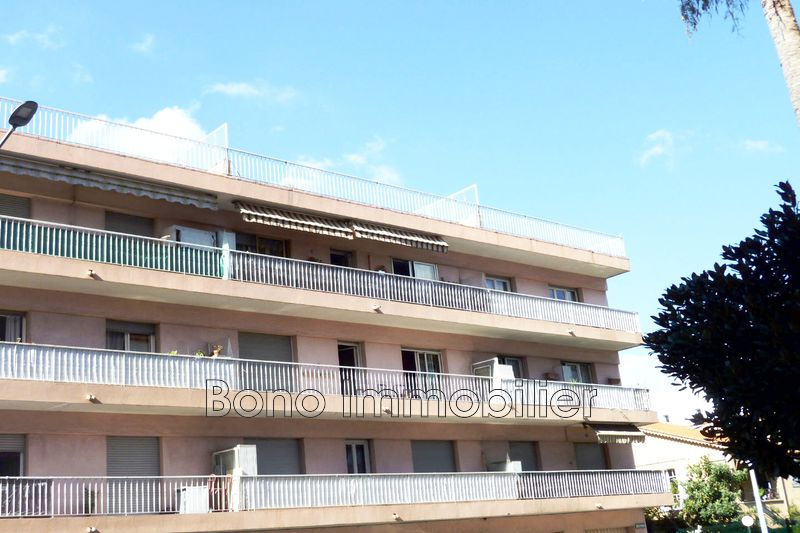Photo Apartment Cagnes-sur-Mer Proche mer,   to buy apartment  2 room   44m²