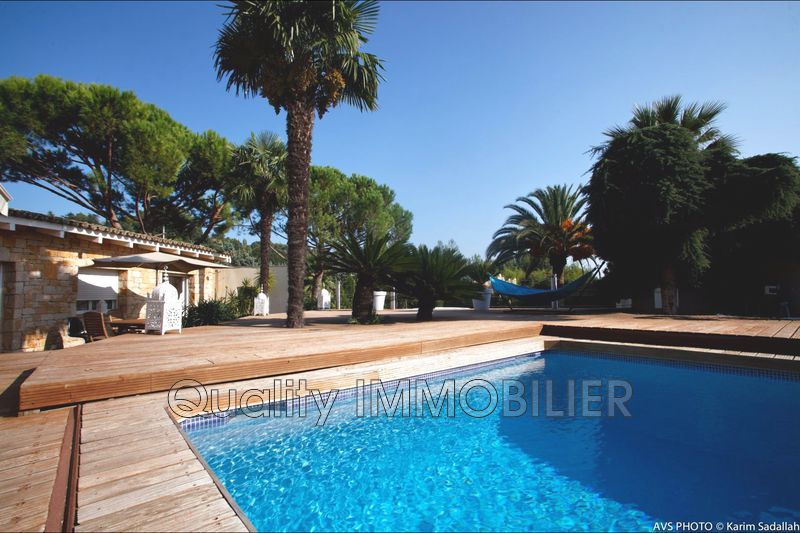 Photo n°1 - Location Maison villa Mougins 06250 - 6 500 €