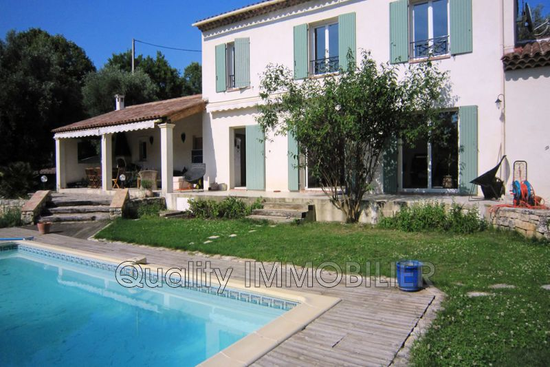 Photo n°2 - Location Maison villa Le Rouret 06650 - Prix sur demande
