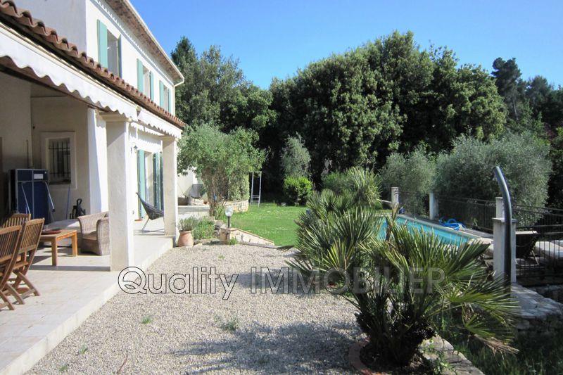 Photo n°3 - Location Maison villa Le Rouret 06650 - Prix sur demande