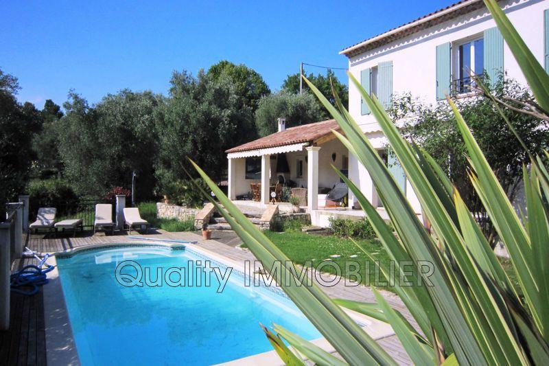 Photo n°1 - Location Maison villa Le Rouret 06650 - Prix sur demande