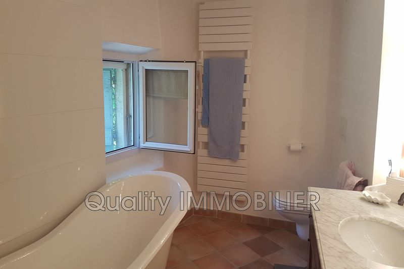 Photo n°15 - Location Maison bastide Grasse 06130 - 3 500 €