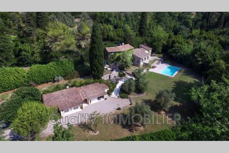 Photo n°2 - Location Maison bastide Grasse 06130 - 3 500 €