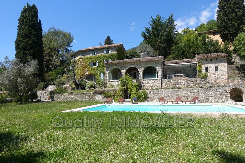 Photo n°1 - Location Maison bastide Grasse 06130 - 3 500 €