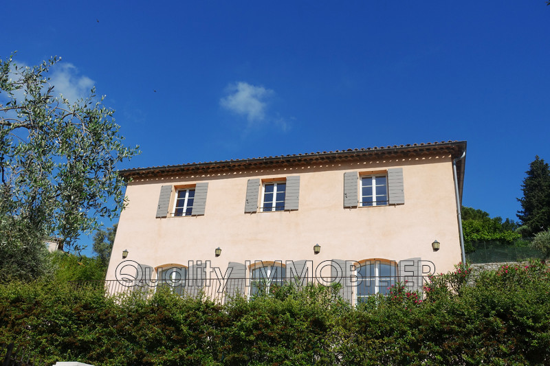 Photo n°4 - Location Maison villa Grasse 06130 - 2 800 €