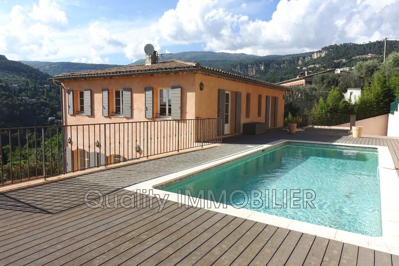 Photo n°3 - Location Maison villa Grasse 06130 - 2 800 €