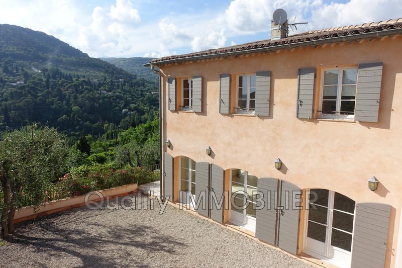 Photo n°2 - Location Maison villa Grasse 06130 - 2 800 €