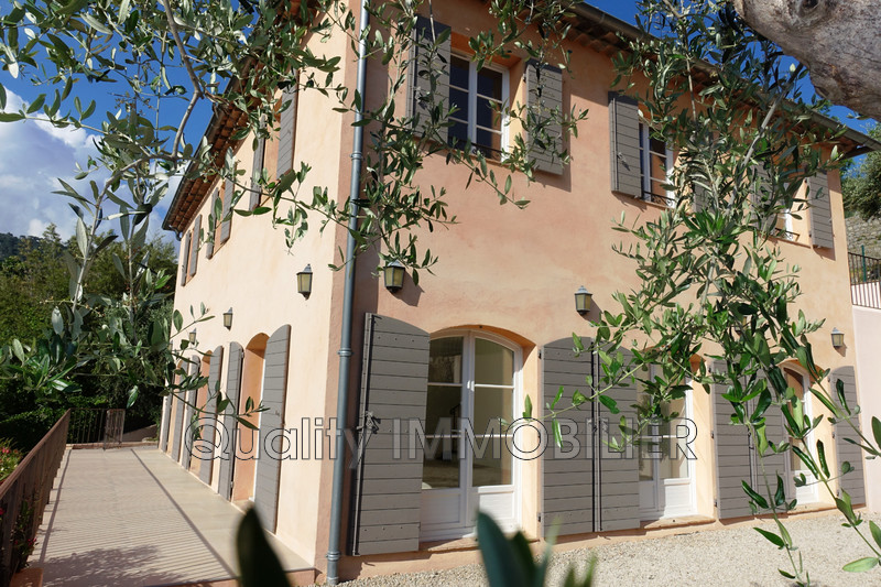 Photo n°1 - Location Maison villa Grasse 06130 - 2 800 €