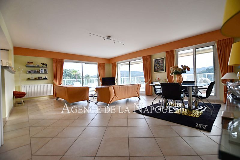 Photo Apartment Mandelieu-la-Napoule Riviera golf,   to buy apartment  4 rooms   147 m²