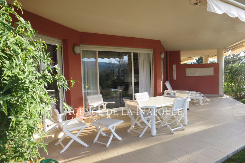 Photo Apartment Mandelieu-la-Napoule Minelle,   to buy apartment  4 rooms   135 m²
