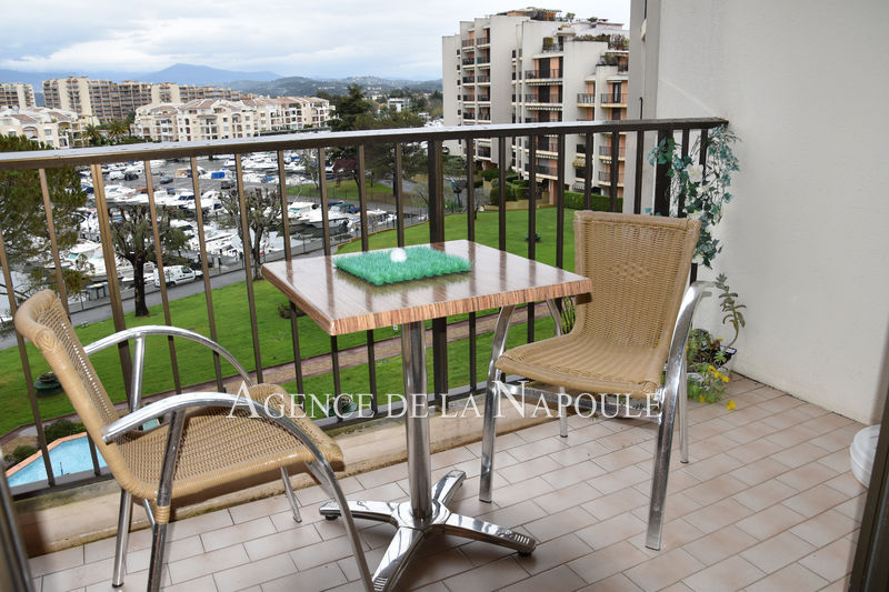 Photo Apartment Mandelieu-la-Napoule Cannes-marina,   to buy apartment  1 room   22 m²
