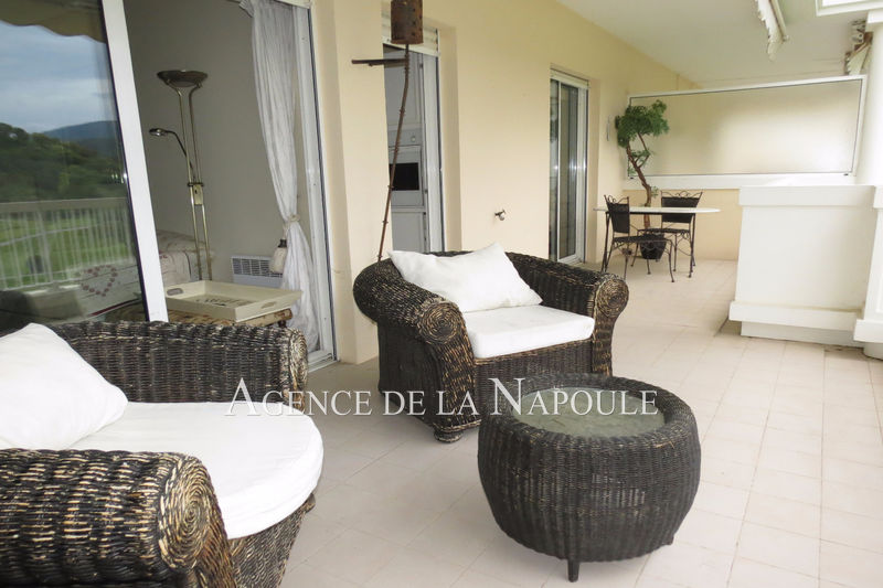 Photo Apartment Mandelieu-la-Napoule Riviera golf,   to buy apartment  2 rooms   49 m²