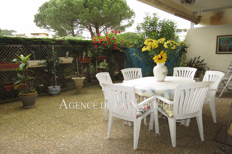 Photo Apartment Mandelieu-la-Napoule Minelle,   to buy apartment  2 rooms   50 m²