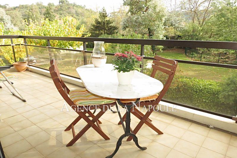 Photo Appartement Mandelieu-la-Napoule Minelle,   achat appartement  3 pièces   77m²