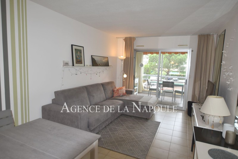 Photo Apartment Mandelieu-la-Napoule Minelle,   to buy apartment  2 rooms   46 m²