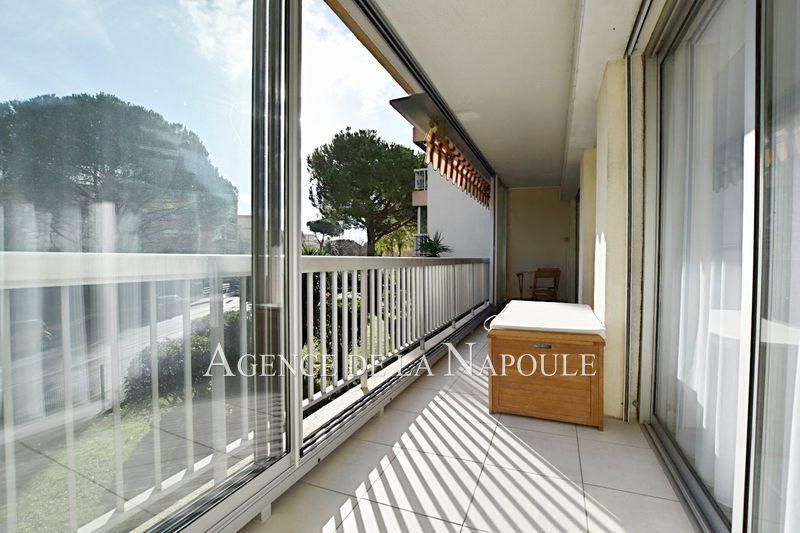 Photo n°1 - Vente appartement Mandelieu-la-Napoule 06210 - 199 900 €