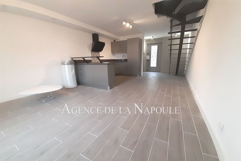 Photo Apartment Mandelieu-la-Napoule La napoule,   to buy apartment  3 rooms   58 m²