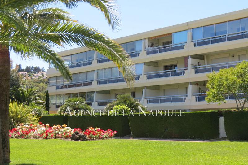 Photo Appartement Mandelieu-la-Napoule Minelle,   achat appartement  2 pièces   46m²