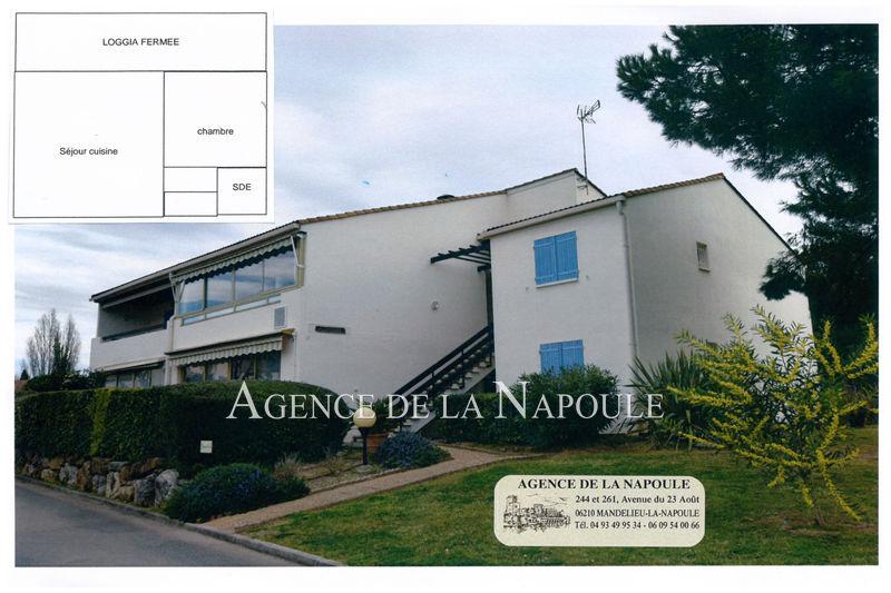 Appartement Mandelieu-la-Napoule   achat appartement  2 pièces   28m²
