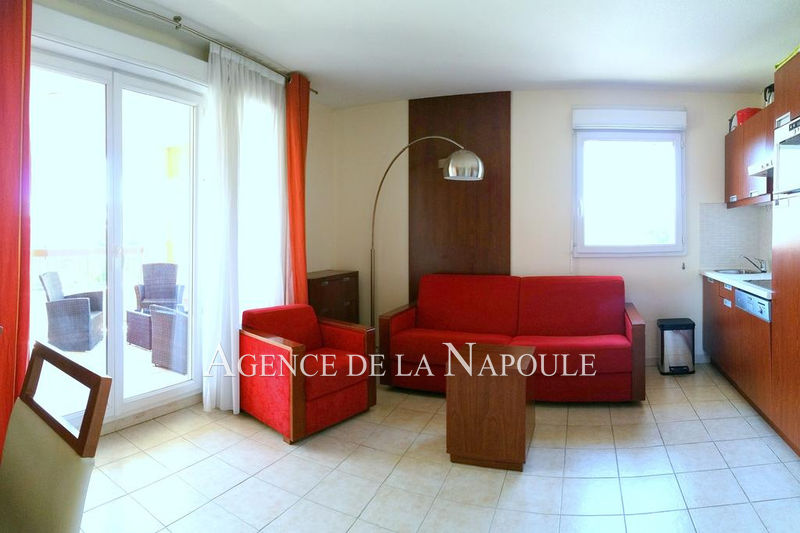 Photo Appartement Mandelieu-la-Napoule Cottage,   achat appartement  2 pièces   36 m²