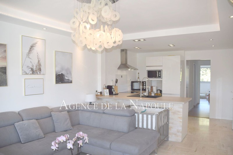 Photo Apartment Mandelieu-la-Napoule La napoule,   to buy apartment  3 rooms   73 m²